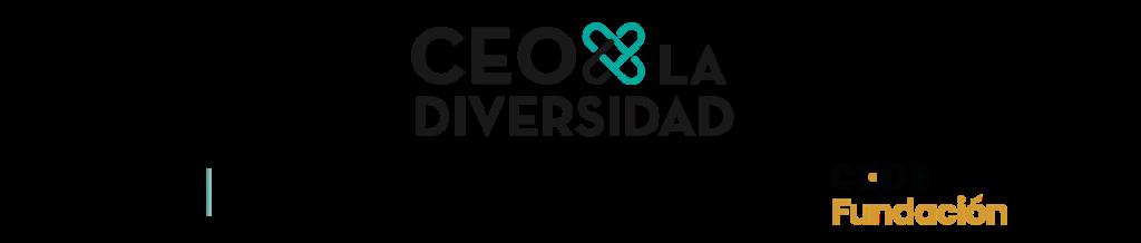 Cabecera con logo de la Alianza #CEOPorLaDiversidad y logos de Fundación Adecco y Fundación CEOE